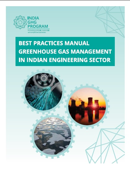 Best Practice Manual for Greenhouse Gas Management in Engineering Sector