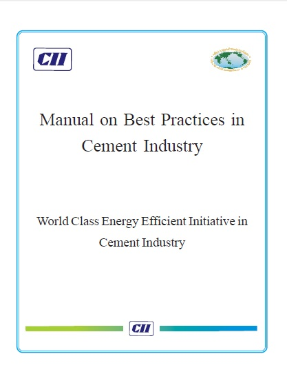 Best Practice Manual for Cement Sector