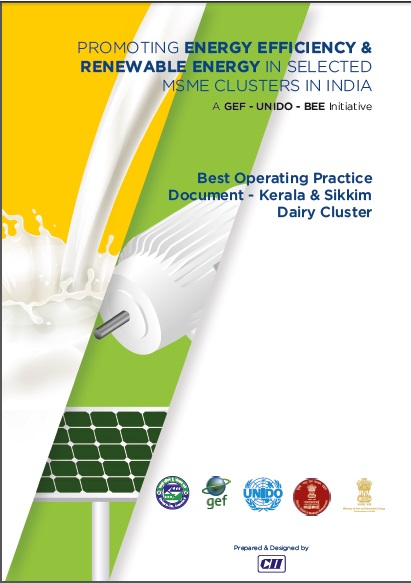 Best Practice Document for Dairy Sector