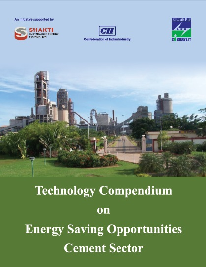 Technology Compendium on Energy Saving Opportunities in Indian Cement Sector