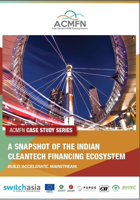 Indian Cleantech Ecosystem