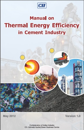 Manual on Thermal Energy Efficiency in Cement Sector