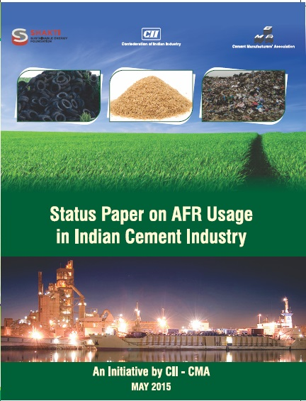 Status Paper on AFR Usage in Cement Industry