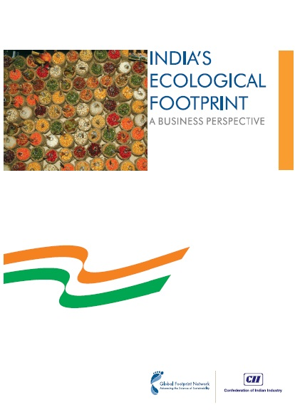 India s Ecological Footprint -  A business perspective