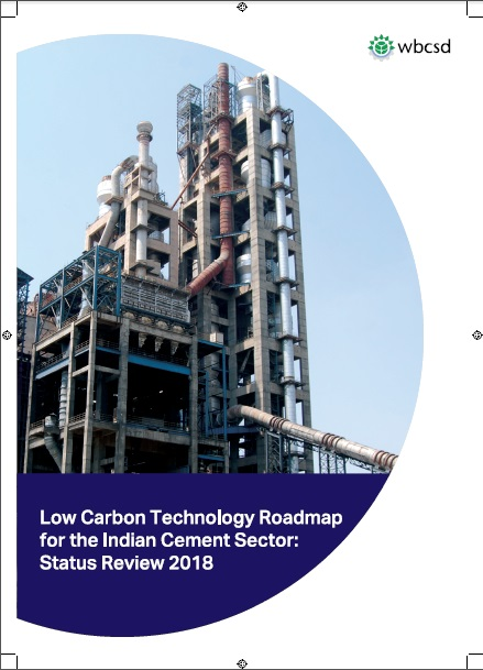 Low Carbon Technology Roadmap for the Indian Cement Sector-Status Review