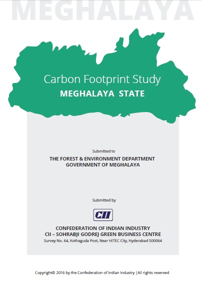 Meghalaya Carbon Footprint Report