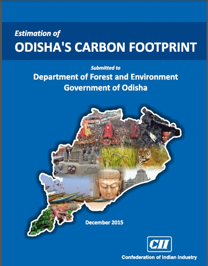 Odisha  Carbon Footprint Report