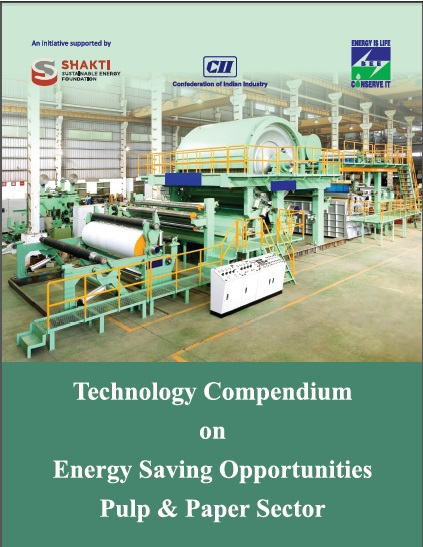 Technology Compendium on Energy Saving Opportunities in Pulp & Paper