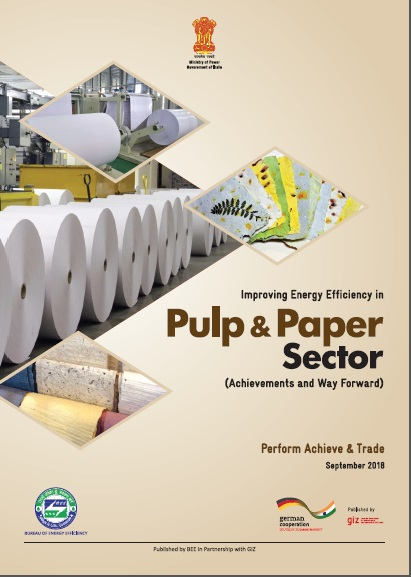Improving Energy Efficiency in Pulp & Paper Sector