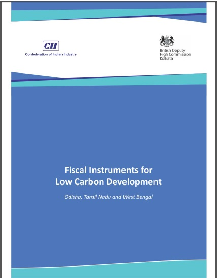 Fiscal Instruments for Low Carbon Development