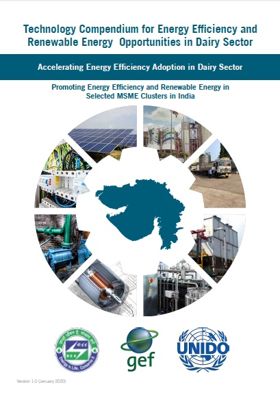 Technology Compendium on Energy Saving Opportunities in Dairy Sector - Gujarat