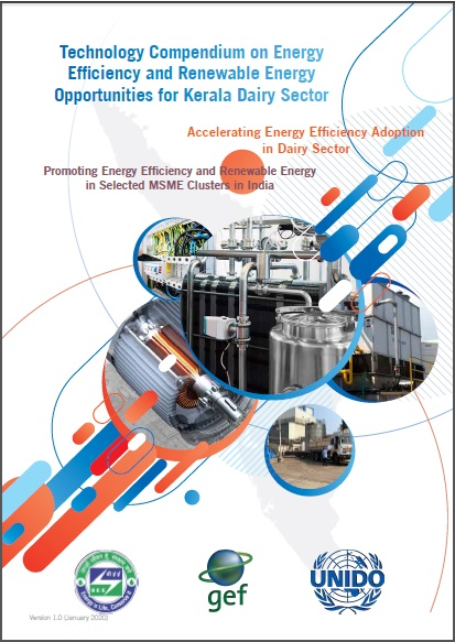 Technology Compendium on Energy Saving Opportunities in Dairy Sector - Kerala