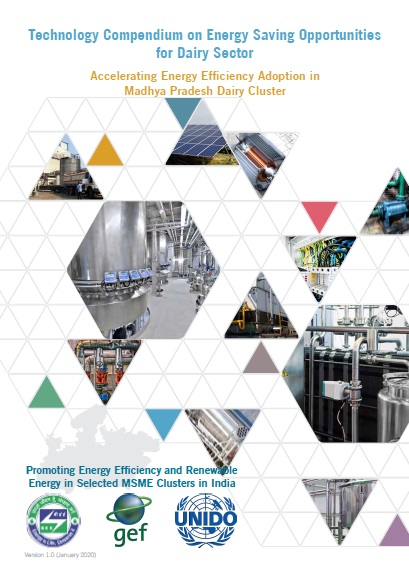 Technology Compendium on Energy Saving Opportunities in Dairy Sector - Madhya Pradesh