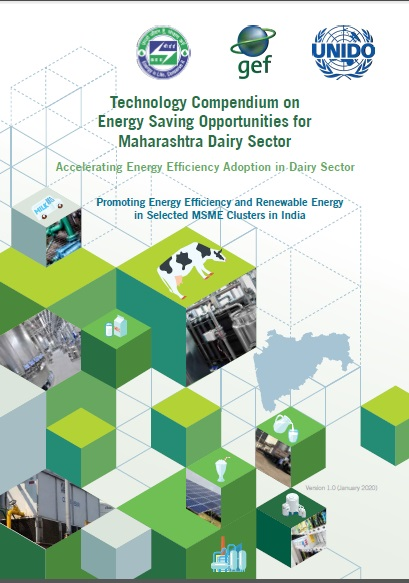 Technology Compendium on Energy Saving Opportunities in Dairy Sector - Maharashtra