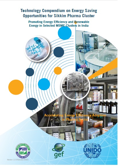 Technology Compendium on Energy Saving Opportunities in Pharma Sector - Sikkim
