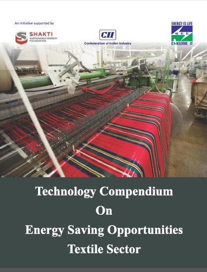 Technology Compendium on Energy Saving Opportunities in Textile Sector
