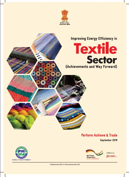 Improving Energy Efficiency in Textile Sector