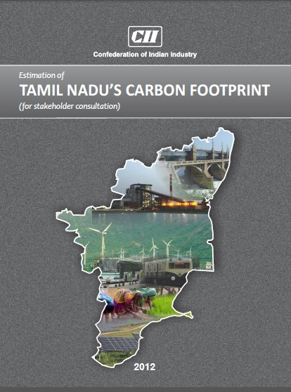 Tamil Nadu  Carbon Footprint Report