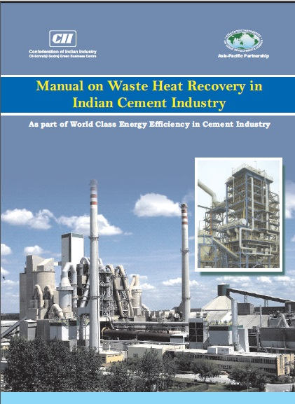 Manual on Waste Heat Recovery in Indian Cement Sector