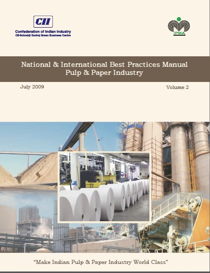 National and International - Best Practice Manual for Pulp & Paper Sector