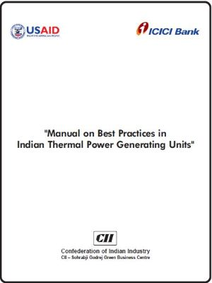 Manual on Best Practice in Indian and International Thermal Power Generating Units