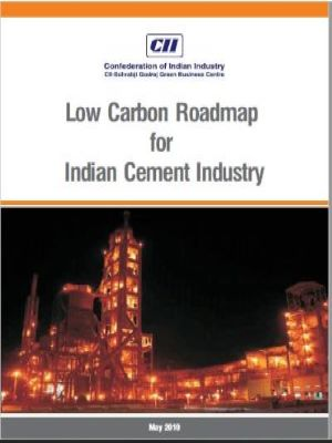 Low Carbon Technology road map Indian Cement Industry